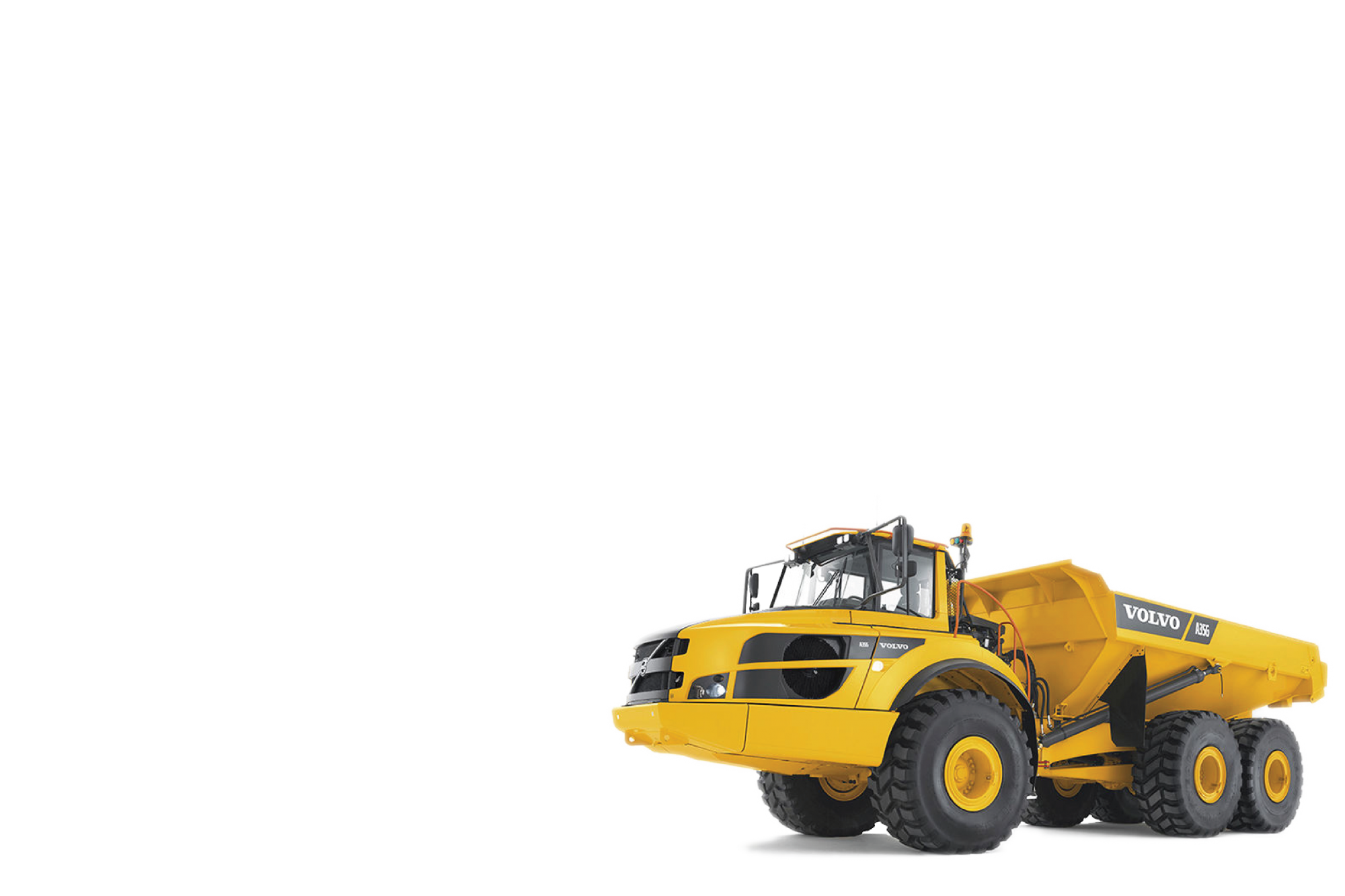 VOLVO A35G - Italthai Industrial